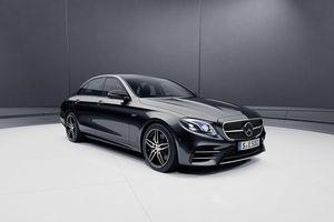 Mercedes-Benz E Class 2019 sẽ có động cơ mạnh mẽ hơn