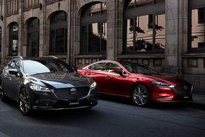 Mazda6 thế hệ mới ra mắt với hệ thống phun nhiên liệu chính xác hơn