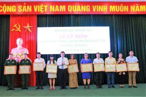 Kỷ niệm 80 năm Ngày thành lập Hội Truyền bá quốc ngữ