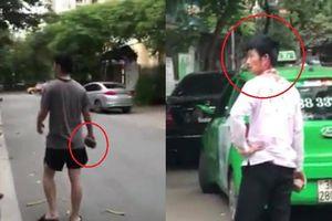 Tài xế taxi Mai Linh bị đánh phun máu: Xem xét khởi tố vụ án