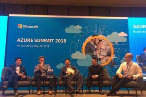 Microsoft tập trung vào điện toán đám mây và công nghệ AI