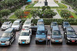 Bộ Tài chính: Không còn xe công đi lễ chùa, làm việc riêng