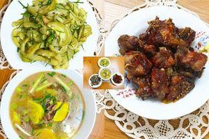 Bữa tối ngày nóng chỉ cần 4 món đơn giản mà ngon 'nhức nhối'