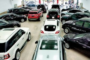 Nhập khẩu gần 950 xe ô tô các loại trong tuần