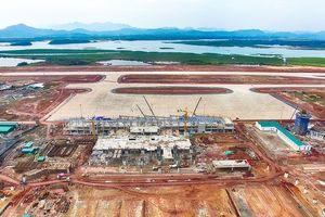 Cảng hàng không Vân Đồn được đề xuất thành cảng quốc tế