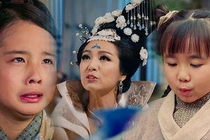 'Thâm cung kế': Dù xuất hiện ít nhưng khí chất của Mễ Tuyết và hai diễn viên nhí quá tuyệt