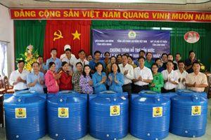 Kiên Giang: Nhiều hộ dân huyện An Biên thiếu nước sạch phục vụ sinh hoạt