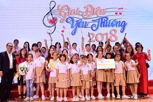iSchool Ninh Thuận đoạt giải quán quân cuộc thi âm nhạc của NHG