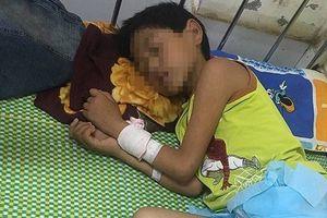 Bé trai 11 tuổi bị hôn mê sâu vì uống hơn 1 lít rượu