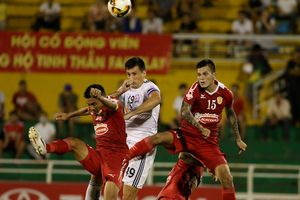 Vòng 9 V-League: Tâm điểm Đà Nẵng