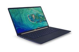 Acer Swift 5 gây sốc với laptop 15 inch trọng lượng dưới 1kg