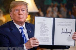 Tổng thống Pháp nêu lý do ông Donald Trump rút khỏi JCPOA