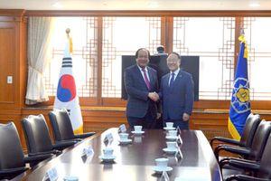 Hàn Quốc hỗ trợ Việt Nam xây dựng Chính phủ điện tử