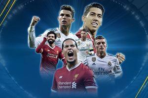 Chung kết Champions League, Real Madrid - Liverpool: Lưu danh sử sách!
