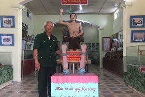 Chuyện người cựu chiến binh lập bảo tàng gìn giữ máu xương đồng đội