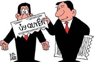 Phân tích hành vi phạm tội trong vụ việc ủy quyền cho người khác đi đòi nợ