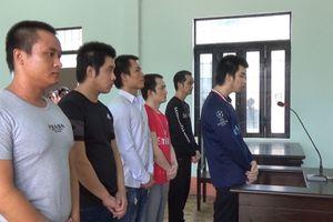 Những giọt nước mắt phía sau phiên tòa xét xử 6 nhân viên bảo vệ của Công ty BIM group