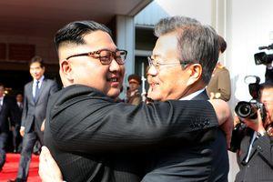 Lãnh đạo Hàn-Triều bất ngờ gặp nhau lần 2