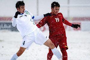 U-23 VN gặp lại U-23 Uzbekistan sau trận chung kết U-23 châu Á