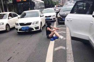 Bị bắt cóc, vô tình được giải cứu nhờ tai nạn xe cộ