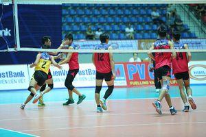 Tuyển Việt Nam đánh bại Myanmar tại giải bóng chuyền nam quốc tế