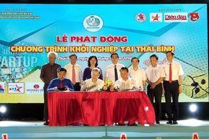 Thái Bình: Phát động chương trình khởi nghiệp trong sinh viên, thanh niên