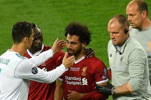 Cập nhật mới nhất về chấn thương của M.Salah