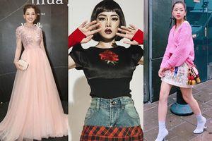 Cả thế giới vào đây mà xem Chi Pu đã 'lột xác' ngoạn mục về thời trang thế này từ khi lấn sân làm ca sĩ