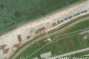 Vệ tinh Mỹ 'tố' Trung Quốc điều thêm tên lửa xuống Biển Đông