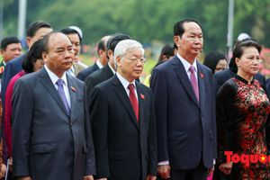 Hoạt động nổi bật của lãnh đạo Đảng, Nhà nước trong tuần