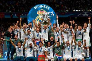 Real 'ăn may' mới vô địch Champions League?