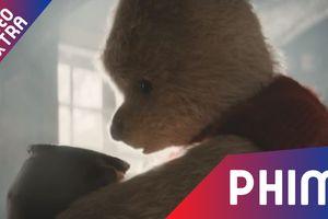 Gấu Pooh dễ thương trở lại trong trailer của Christopher Robin