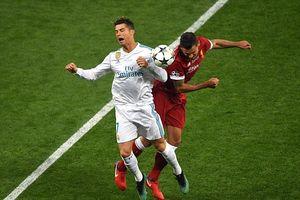 Kết quả trận Real vs Liverpool, chung kết Champions League