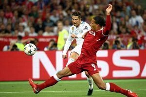 Video bàn thắng trận Real vs Liverpool, chung kết Champions League
