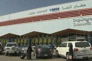 Saudi lật đổ âm mưu khủng bố sân bay bằng UAV