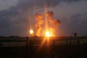 Israel không kích 'dữ dội' vào đơn vị vũ trang Palestine