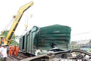 Tạm đình chỉ công tác 3 nhân viên đường sắt tại ga Núi Thành