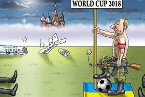 Lịch sử lặp lại như Sochi 2014 trước thềm World Cup 2018