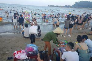 Hải Phòng: Xử phạt chủ quán thu tiền ghế ngồi của khách du lịch tại khu du lịch Đồ Sơn