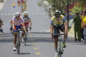 Chặng 5 giải xe đạp truyền hình Bình Dương: Các danh hiệu thay đổi sau chặng đua quyết định