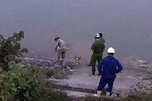 Nghệ An: Phát hiện thi thể người đàn ông trôi dạt trên sông Lam