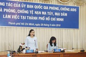 Ma túy, mại dâm vẫn tiếp tục diễn biến phức tạp tại Thành phố Hồ Chí Minh