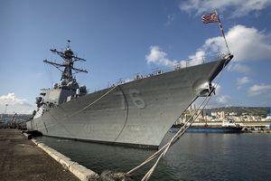 Mỹ có thêm động thái đáp trả ở Biển Đông, Trung Quốc 'nổi đóa'
