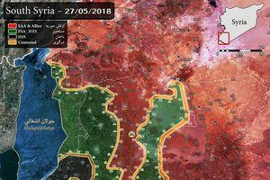 Quân đội Syria dồn binh diệt thánh chiến, Nga cố gắng thuyết phục phe 'nổi dậy' đầu hàng