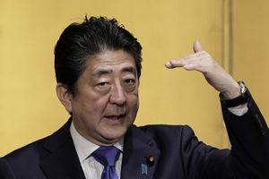 Thủ tướng Shinzo Abe 'mơ' Nhật Bản lọt vào trận chung World Cup 2018