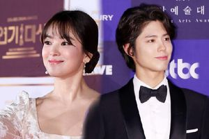 'Tình chị em' của Song Hye Kyo và Park Bo Gum sắp gây bão
