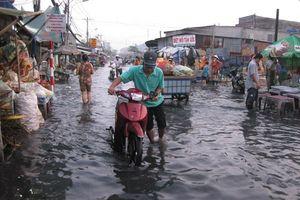 Phó Chủ tịch TPHCM: Thuật ngữ 'tụ nước' gây bức xúc trong nhân dân