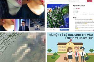 Tin tức Hà Nội 24h: Kẹo mút cần sa rao bán tràn lan; nữ sinh tố bị bạo hành không hỗn láo với thầy cô