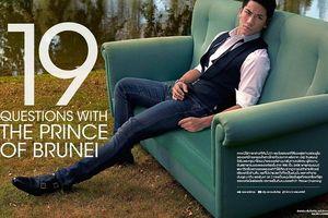 Năm hoàng tử trên thế giới khiến các thiếu nữ phát cuồng
