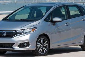 Honda Fit EV dự kiến sẽ trở lại vào năm 2020